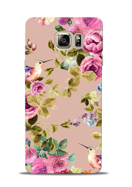 Red Rose Samsung Galaxy Note 5 Mobile Back Cover