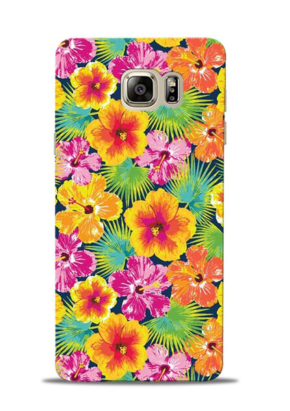 Garden Of Flowers Samsung Galaxy Note 5 Mobile Back Cover