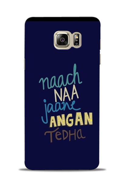 Angan Tedha Samsung Galaxy Note 5 Mobile Back Cover