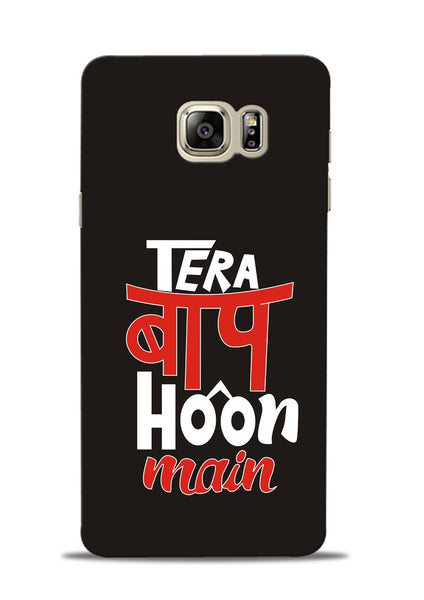 Tera Baap Hoon Samsung Galaxy Note 5 Mobile Back Cover