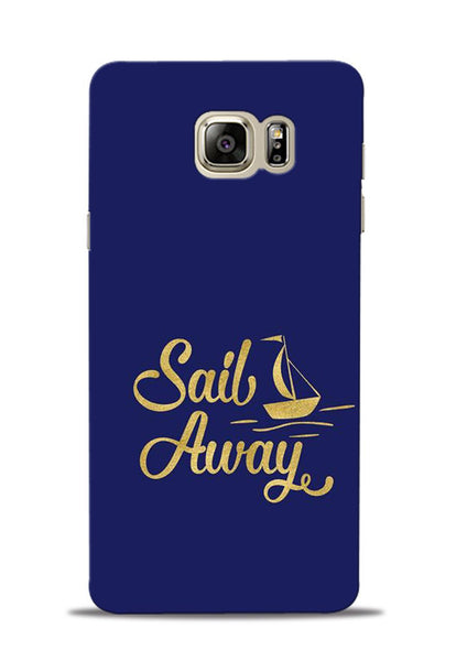 Sail Always Samsung Galaxy Note 5 Mobile Back Cover