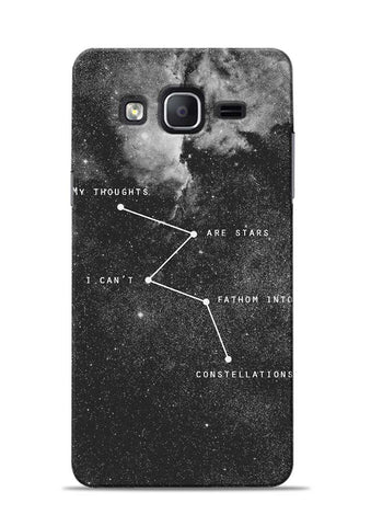 My Thoughts Samsung Galaxy On5 Mobile Back Cover