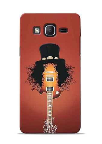 Love Guitar Samsung Galaxy On5 Mobile Back Cover