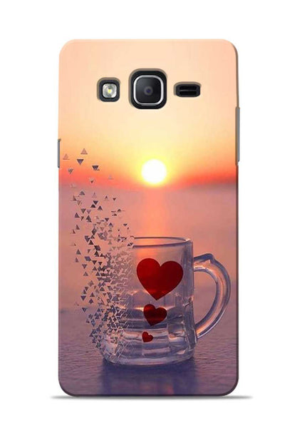 The Hearts Samsung Galaxy On5 Mobile Back Cover