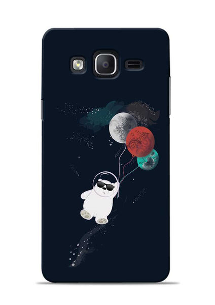 Panda Astronaut Samsung Galaxy On7 Mobile Back Cover