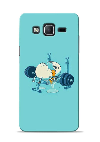 Gym And Diet Samsung Galaxy On7 Mobile Back Cover