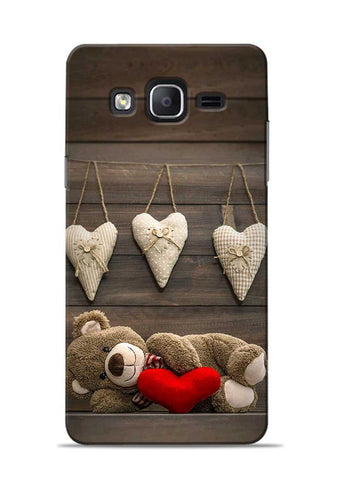 Teddy Love Samsung Galaxy On7 Mobile Back Cover