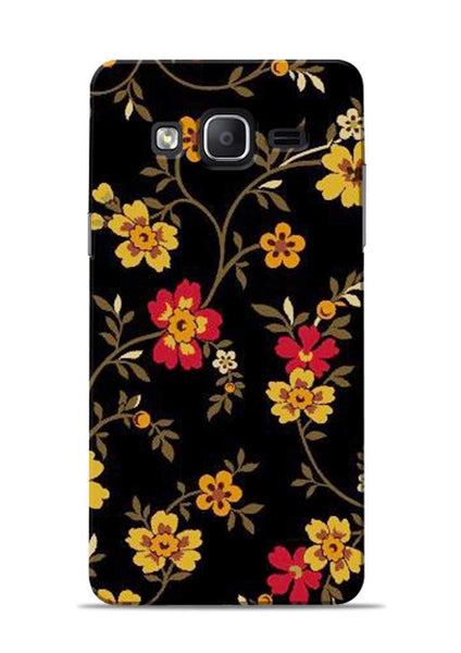 Rising Flower Samsung Galaxy On7 Mobile Back Cover