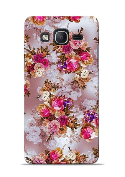 Rose For Love Samsung Galaxy On7 Mobile Back Cover