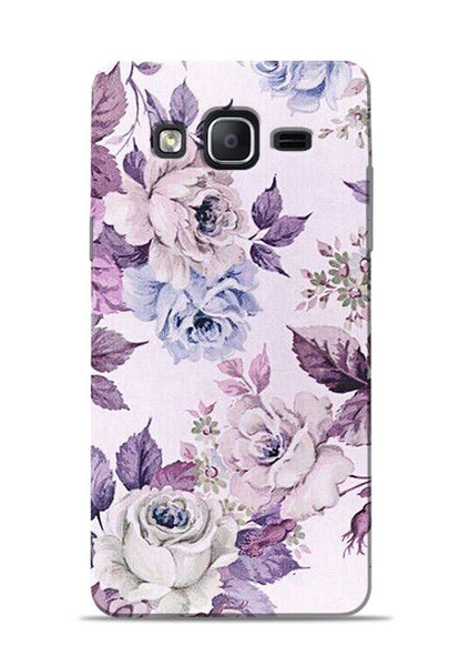 Flowers Forever Samsung Galaxy On7 Mobile Back Cover