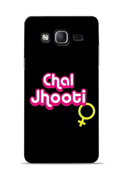 Chal Jhooti Samsung Galaxy On7 Mobile Back Cover