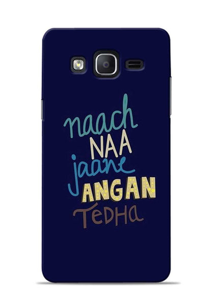 Angan Tedha Samsung Galaxy On7 Mobile Back Cover