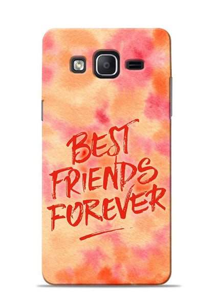 Best Friends Forever Samsung Galaxy On7 Mobile Back Cover