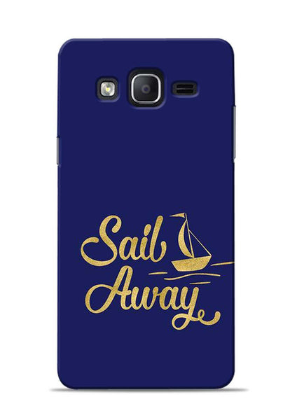 Sail Always Samsung Galaxy On7 Mobile Back Cover