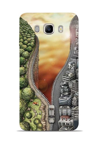 Forest City Samsung Galaxy On8 Mobile Back Cover