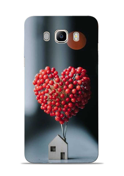 The lovely Berries Samsung Galaxy On8 Mobile Back Cover