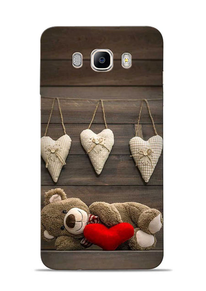 Teddy Love Samsung Galaxy On8 Mobile Back Cover