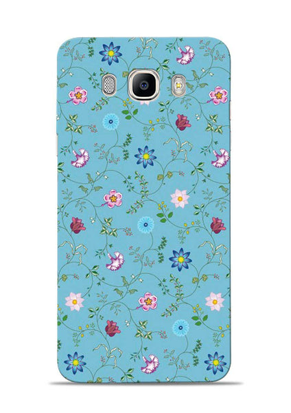Fallen Flower Samsung Galaxy On8 Mobile Back Cover