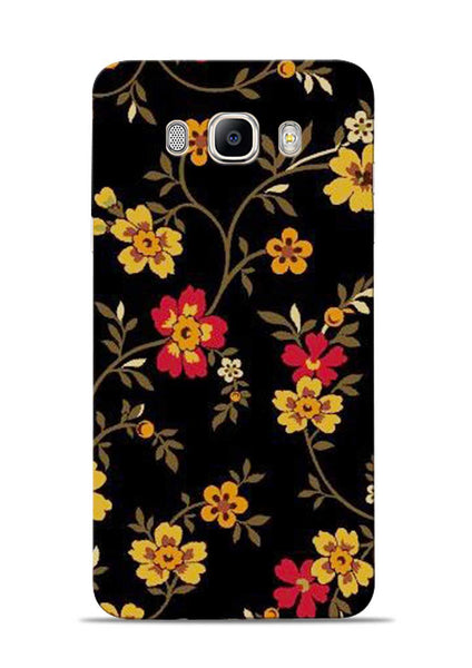 Rising Flower Samsung Galaxy On8 Mobile Back Cover
