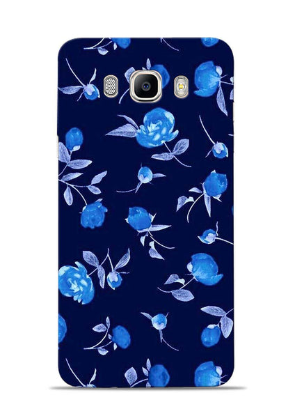 The Blue Flower Samsung Galaxy On8 Mobile Back Cover