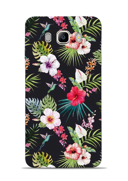 Flowers For You Samsung Galaxy On8 Mobile Back Cover