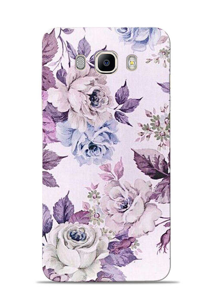 Flowers Forever Samsung Galaxy On8 Mobile Back Cover