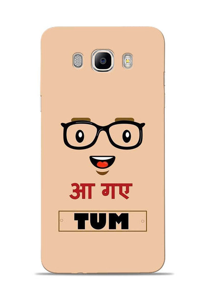Agaye Tum Samsung Galaxy On8 Mobile Back Cover
