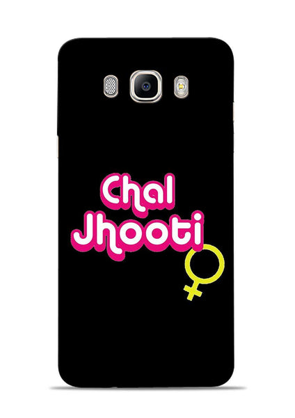 Chal Jhooti Samsung Galaxy On8 Mobile Back Cover