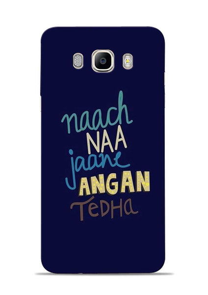 Angan Tedha Samsung Galaxy On8 Mobile Back Cover