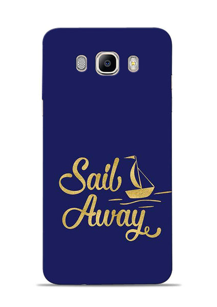 Sail Always Samsung Galaxy On8 Mobile Back Cover