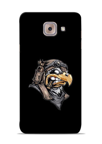 Bullet Bird Samsung Galaxy On Max Mobile Back Cover