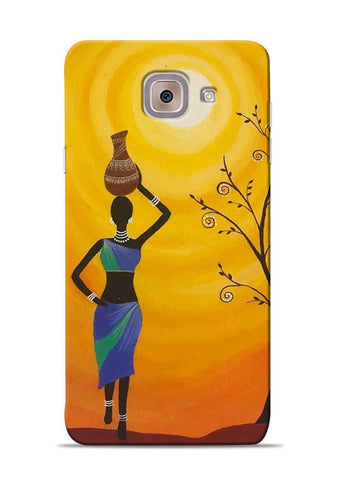 Fetching Water Samsung Galaxy On Max Mobile Back Cover