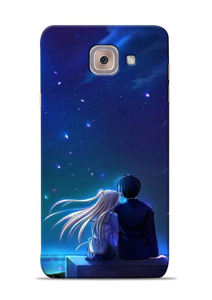 The Great Love Samsung Galaxy On Max Mobile Back Cover