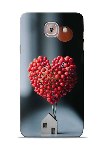 The lovely Berries Samsung Galaxy On Max Mobile Back Cover
