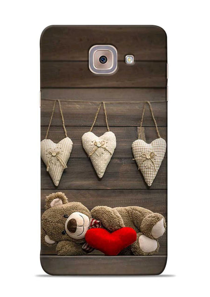 Teddy Love Samsung Galaxy On Max Mobile Back Cover