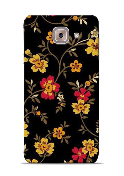 Rising Flower Samsung Galaxy On Max Mobile Back Cover