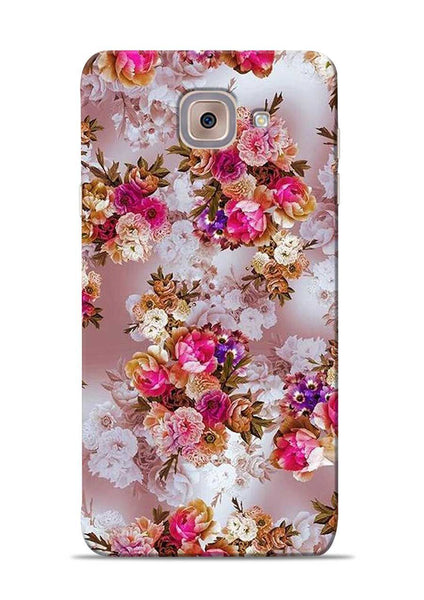 Rose For Love Samsung Galaxy On Max Mobile Back Cover