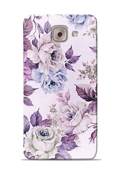 Flowers Forever Samsung Galaxy On Max Mobile Back Cover