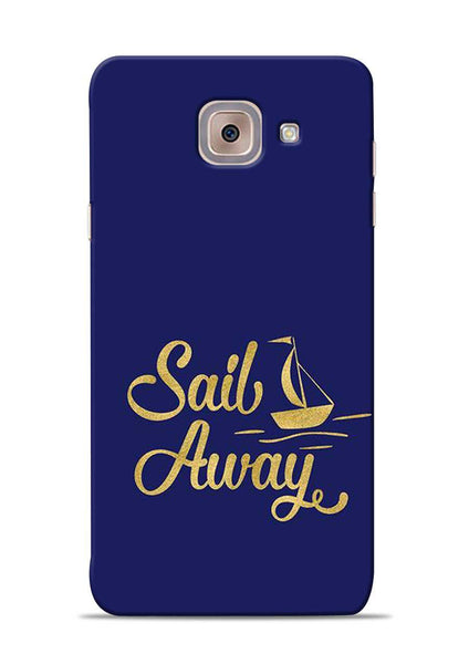 Sail Always Samsung Galaxy On Max Mobile Back Cover