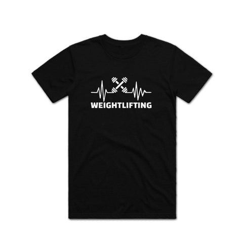 Weightlifting Gym T shirt