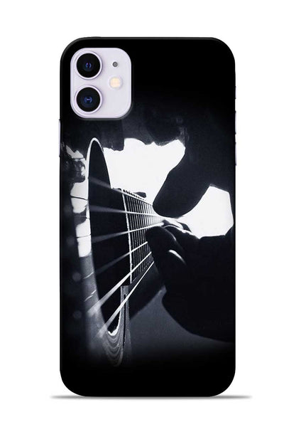 The Guitar iPhone 11 Mobile Back Cover