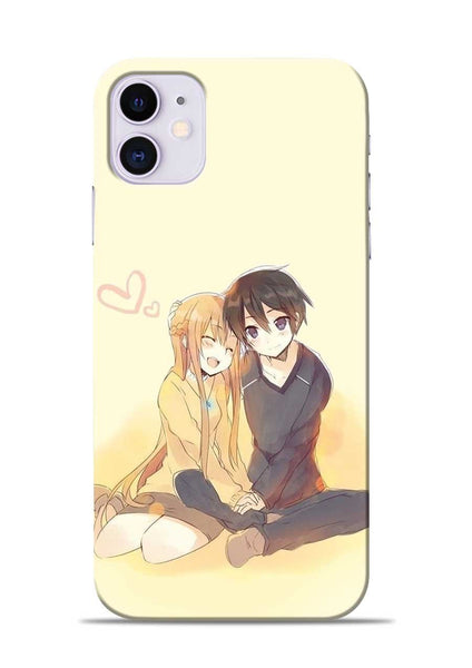 Iam In Love iPhone 11 Mobile Back Cover