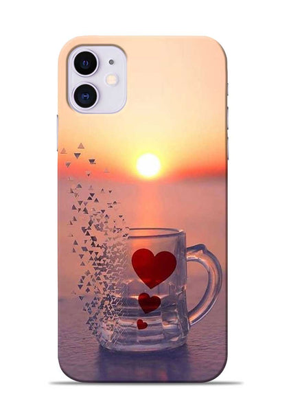 The Hearts iPhone 11 Mobile Back Cover