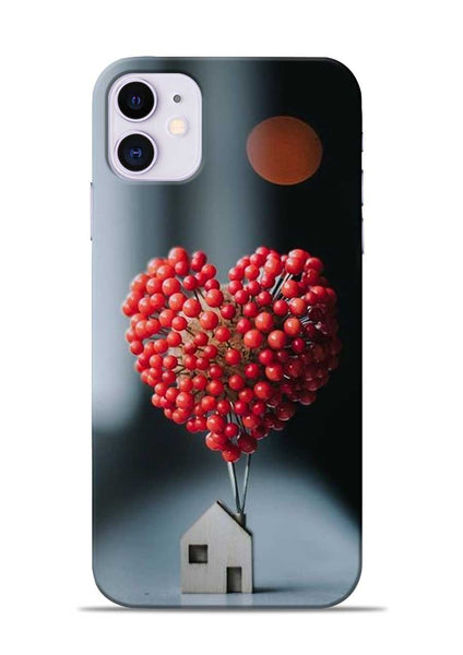 The lovely Berries iPhone 11 Mobile Back Cover