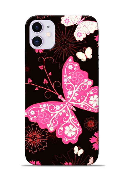 The Butterfly iPhone 11 Mobile Back Cover