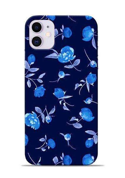 The Blue Flower iPhone 11 Mobile Back Cover