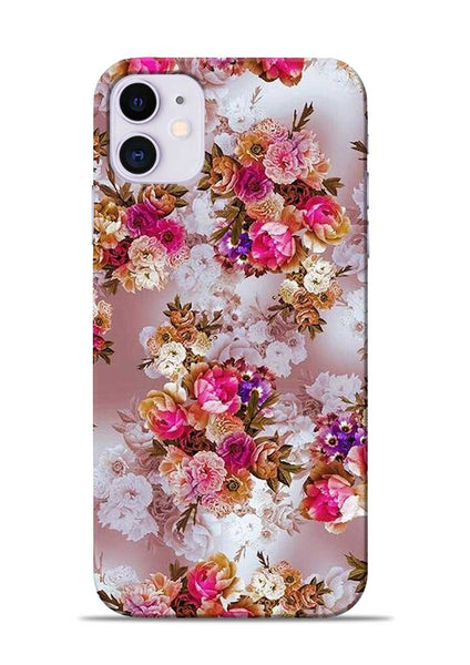 Rose For Love iPhone 11 Mobile Back Cover