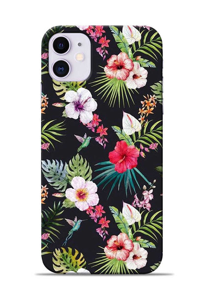 Flowers For You iPhone 11 Mobile Back Cover
