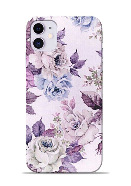 Flowers Forever iPhone 11 Mobile Back Cover