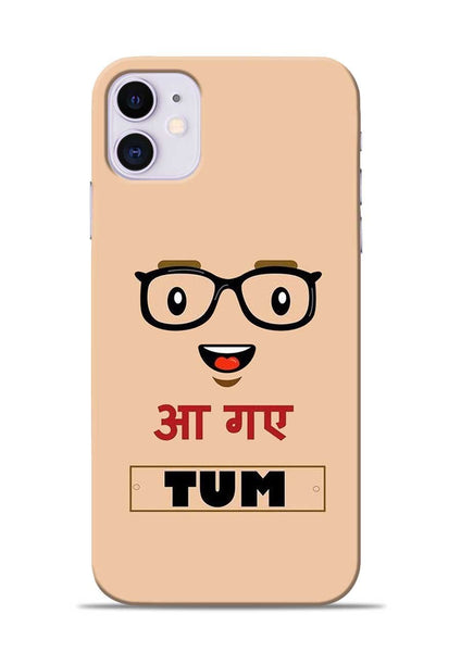 Agaye Tum iPhone 11 Mobile Back Cover